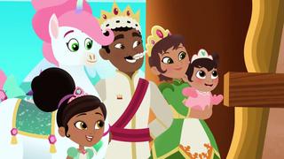 Princess Nella's Perfect Family Pictu...