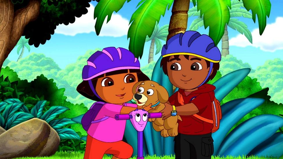 EPISODE 161 - Dora and Perrito to the Rescue