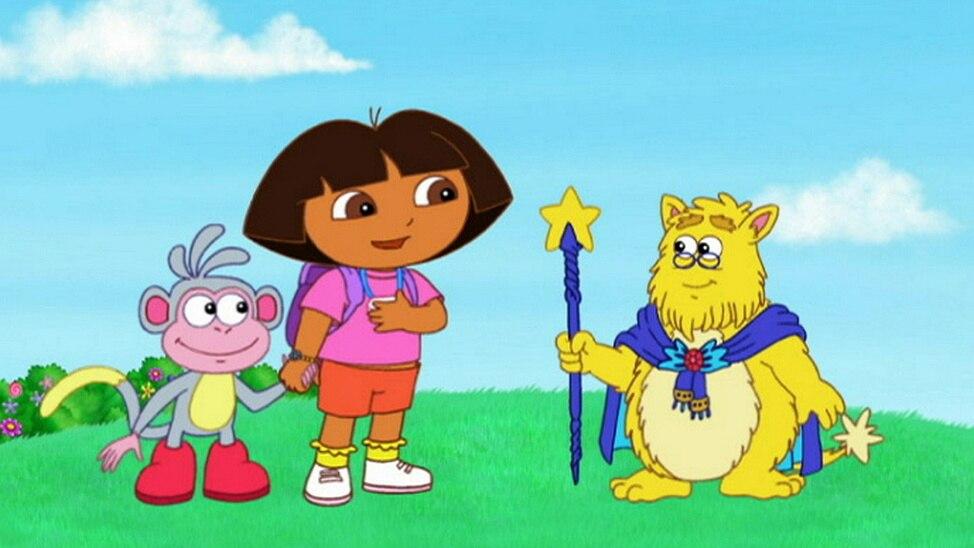 EPISODE 6 - Dora's Big Birthday Adventure