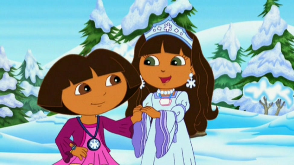 Episode 2 - Dora Saves the Snow Princess