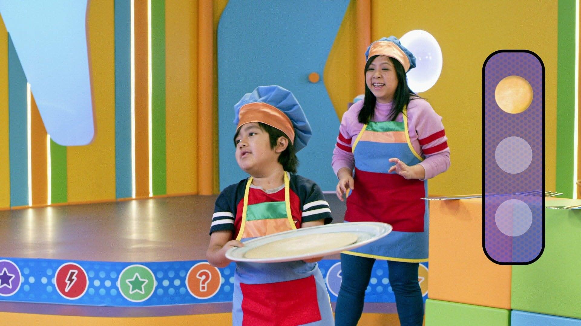 Ryan's Jokey Playdate / Ryan's Veggie...