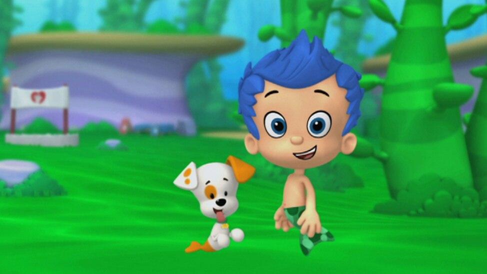 Episode 8 - Bubble Puppy