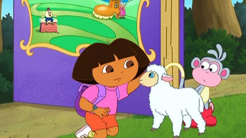 Episode 53 - Dora Had a Little Lamb