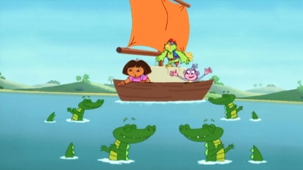 Episode 7 - Treasure Island
