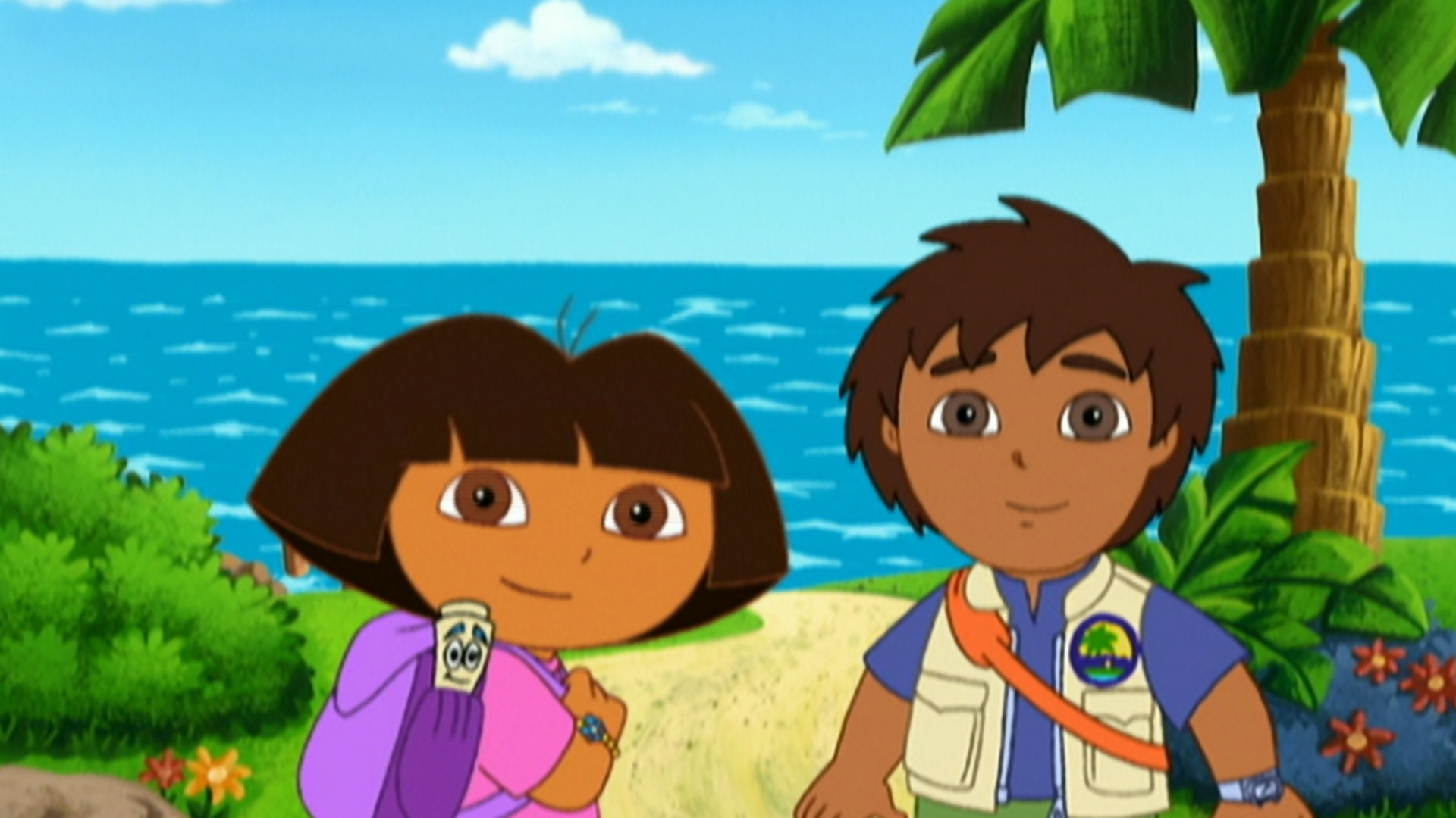 Dora and Diego to the Rescue