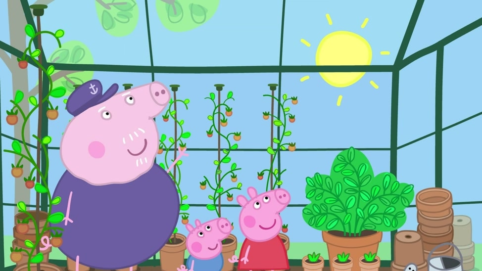 EPISODE 234 - Grandpa Pig's Greenhouse