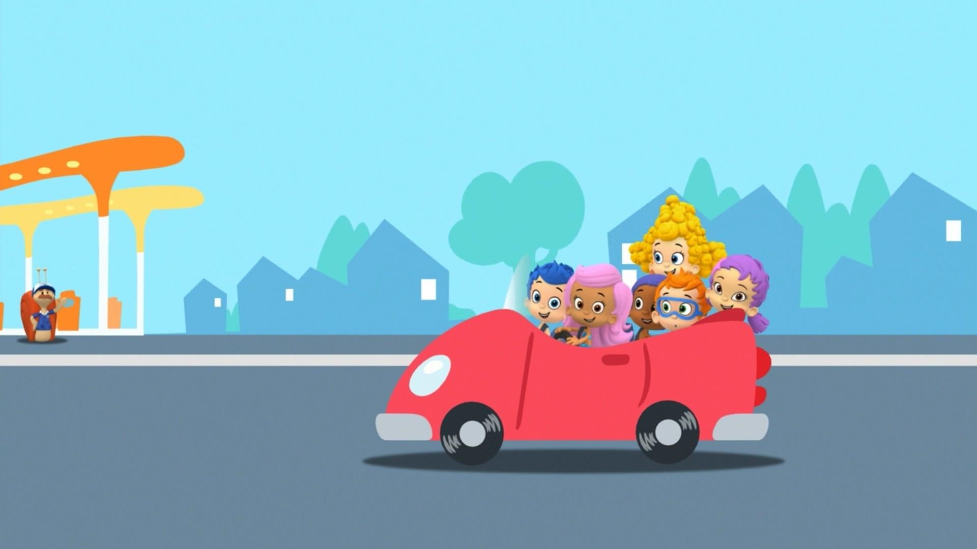 The Amusement Car Park!!