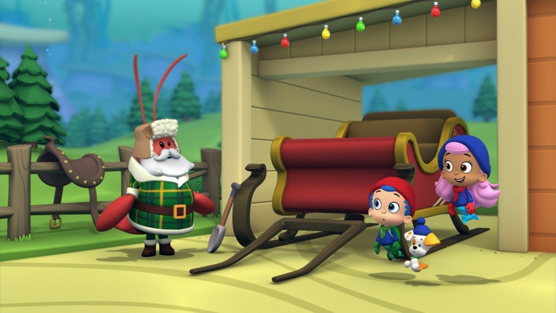 A Very Guppy Christmas!