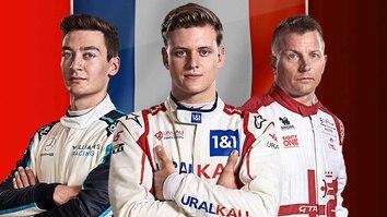 French F1 Grand Prix Highlights