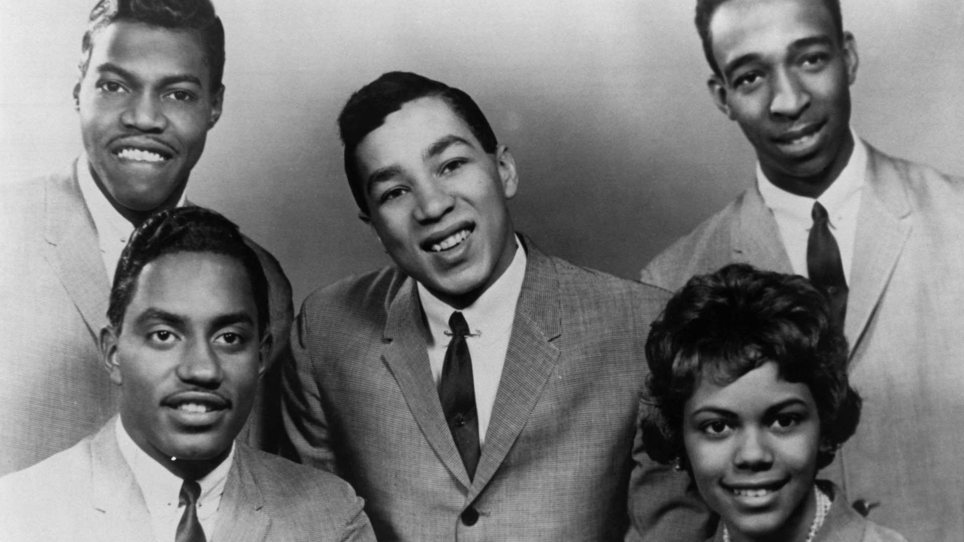 Smokey Robinson: Music Icons