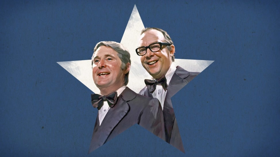 Episode 1 - Morecambe & Wise in America