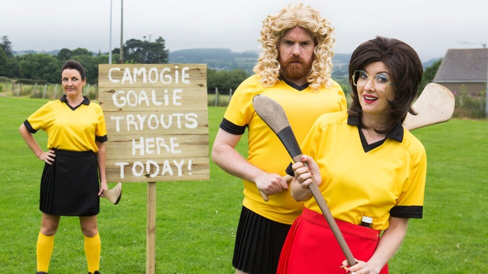 Episode 3 - The Camogie Team