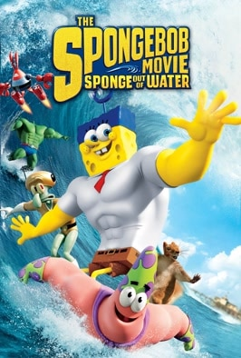 The Sponge Movie: Sponge Out of Water