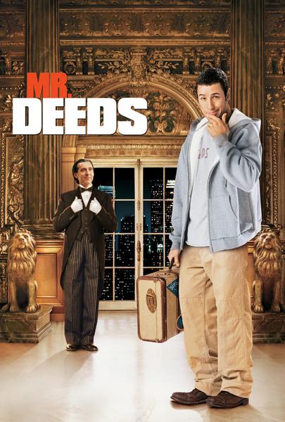 Mr Deeds (2002)