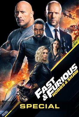 Fast & Furious - Hobbs & Shaw:...