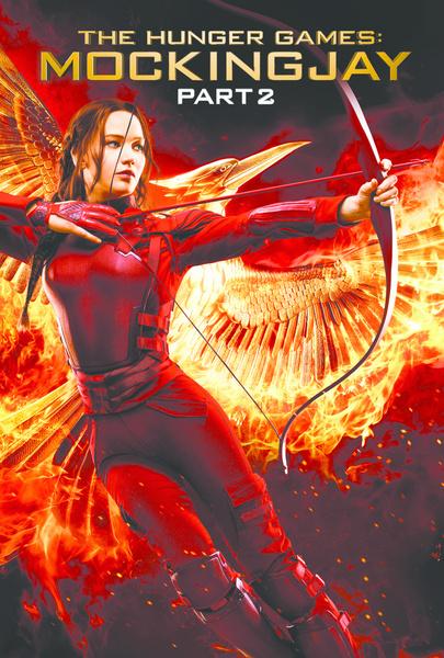 The Hunger Games: Mocking (2014)