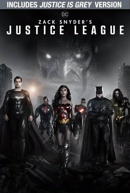Zack Snyder's Justice League: Justice Is Grey