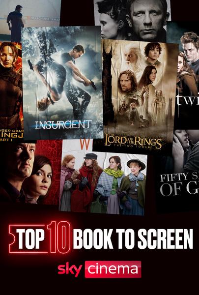 The Top Ten Show: Book To Screen (2021)