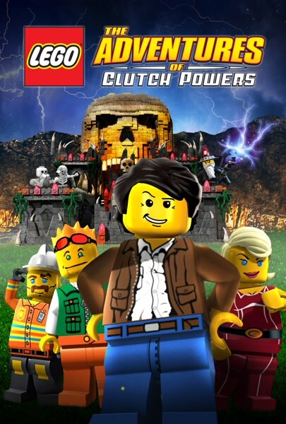 Lego: The Adventures Of Clutch Powers (2014)
