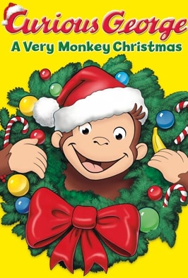 Curious George: A Very Monkey...