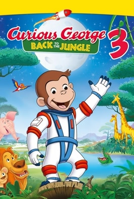 Curious George 3: Back To The...