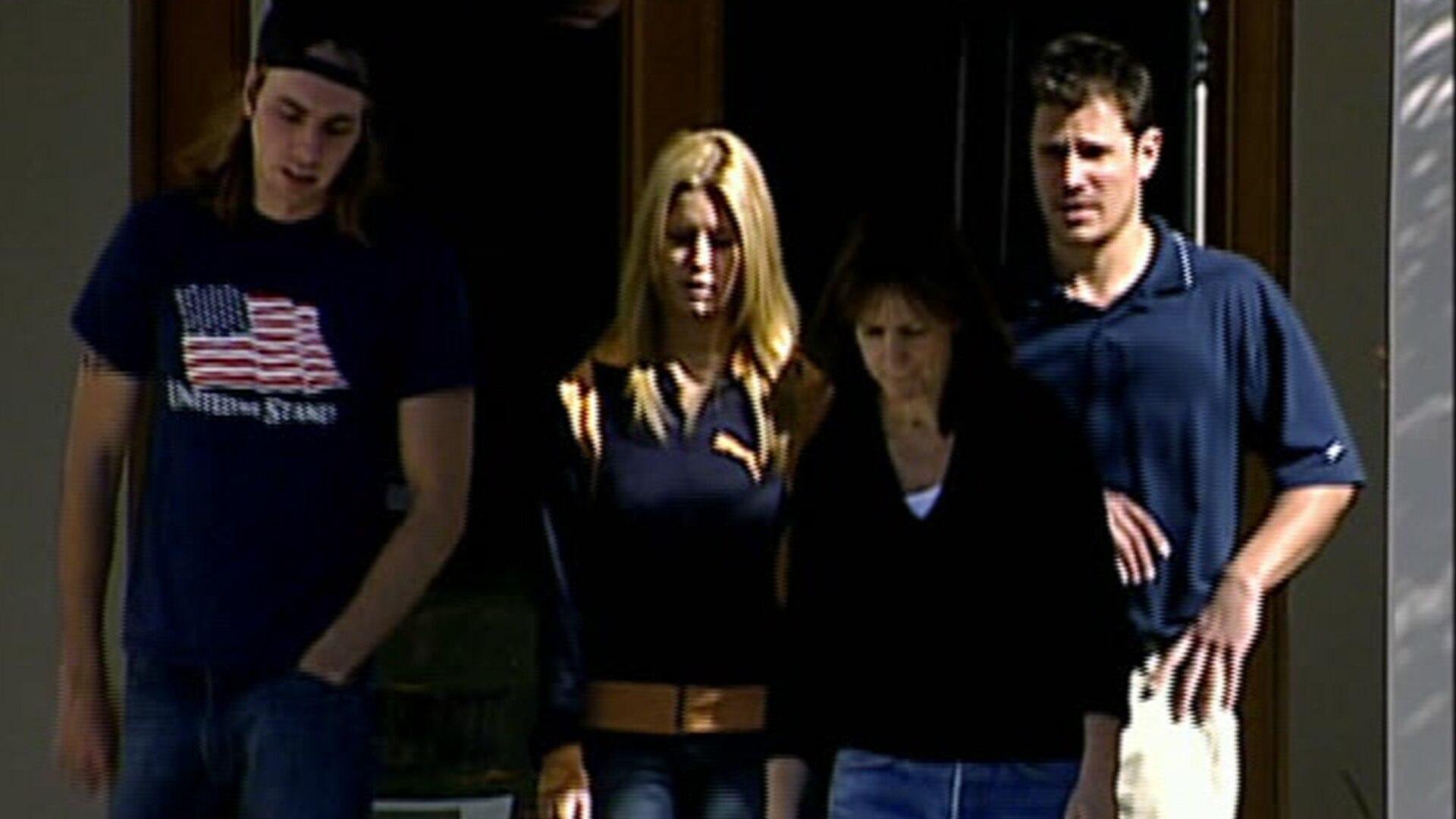 Jessica Biel. Jessica Simpson, Nick L...