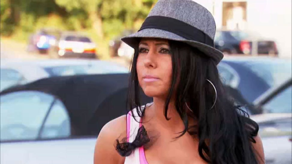 Oliva's Most Jerseylicious Moments: Clip