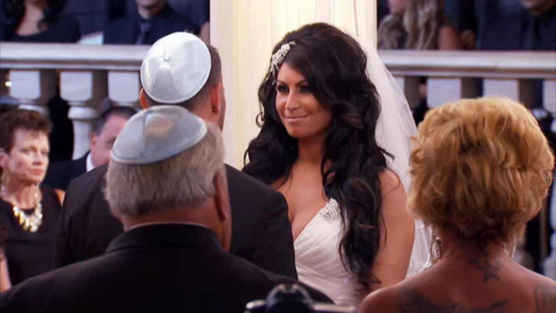 A Very Jersey Wedding