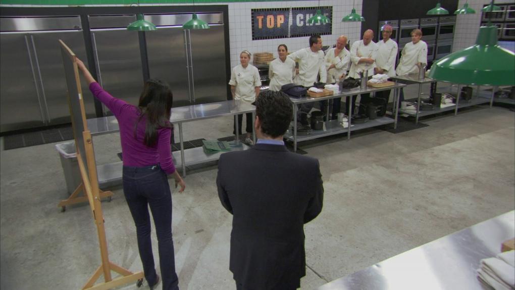 Super Bowl Chef Showdown