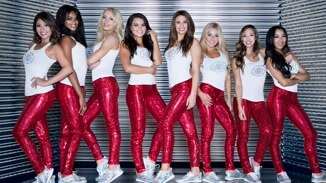 LA Clippers Dance Squad image