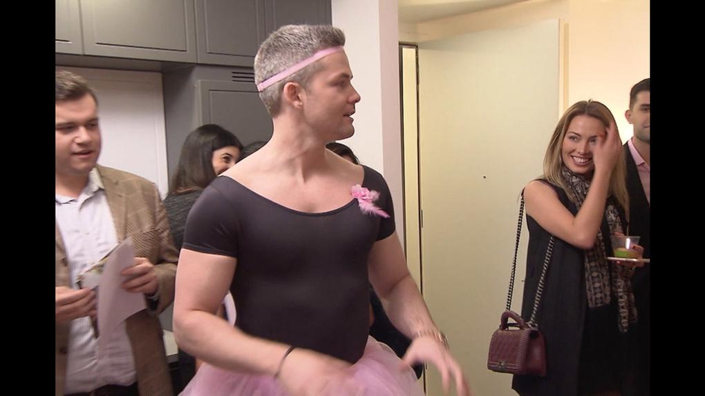 Real Men Wear Pink....Tutus