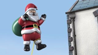 Santa Overboard