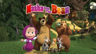 Masha and the Bear image