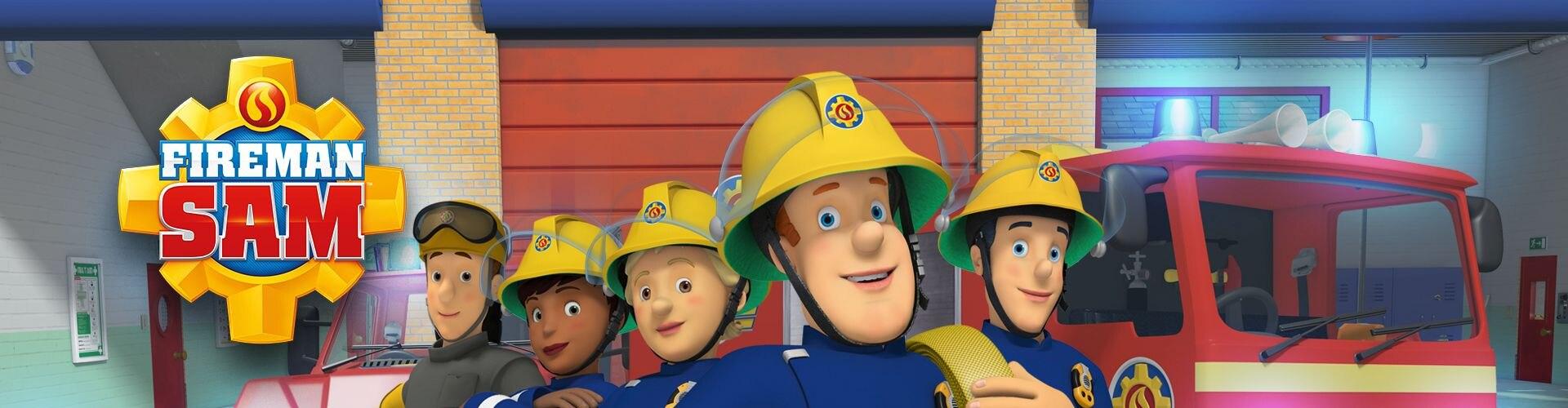 Watch Fireman Sam Online
