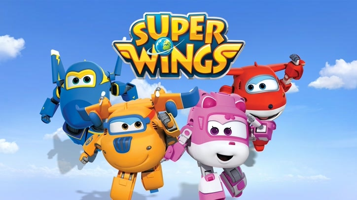 Watch Super Wings Online