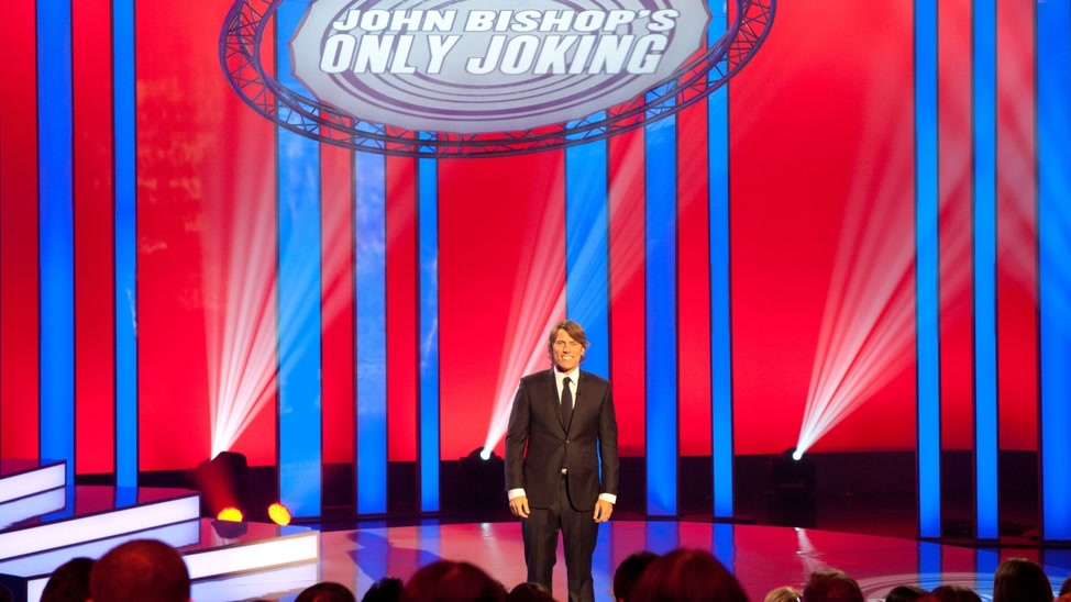 Episode 3 - John Bishop's Only Joking   3