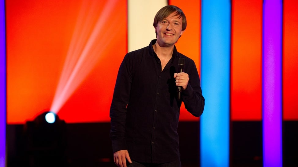 Episode 9 - John Bishop's Only Joking   9