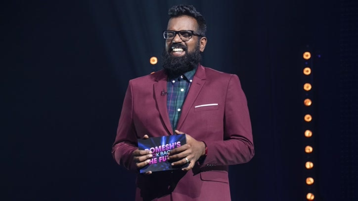 Watch Romesh's Look Back To The Future Online