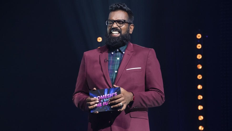 EPISODE 1 - Romesh's Look Back To The Future