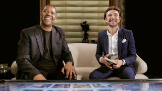 Denzel Washington: Reel Life image