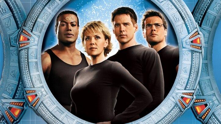 Watch Stargate SG-1 Online