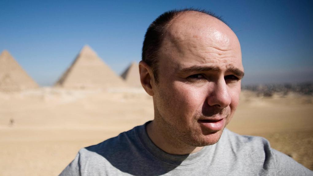 An Idiot Abroad: Egypt