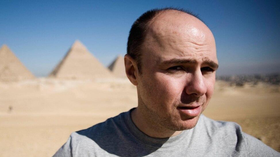 EPISODE 5 - An Idiot Abroad: Egypt