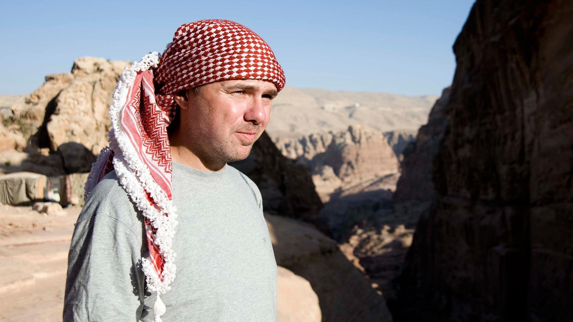 An Idiot Abroad: Jordan