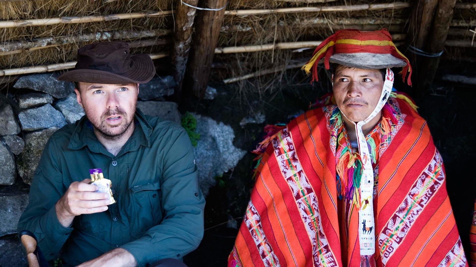 An Idiot Abroad: Peru