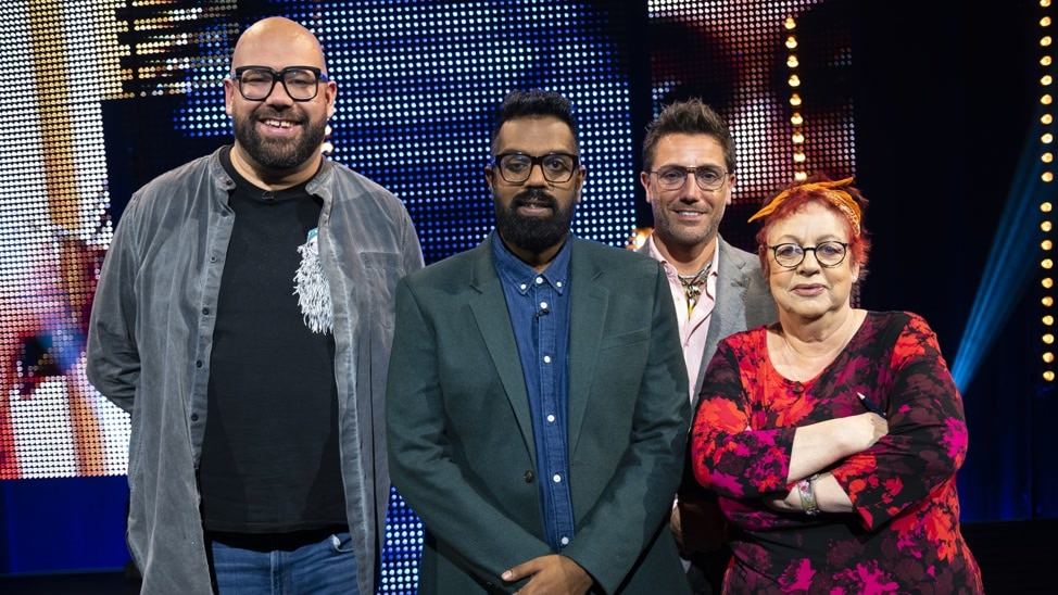 Episode 1 - Romesh's Look Back To The Future 2019