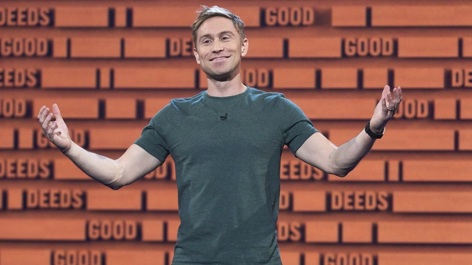 EPISODE 3 - Russell Howard Hour, The   3