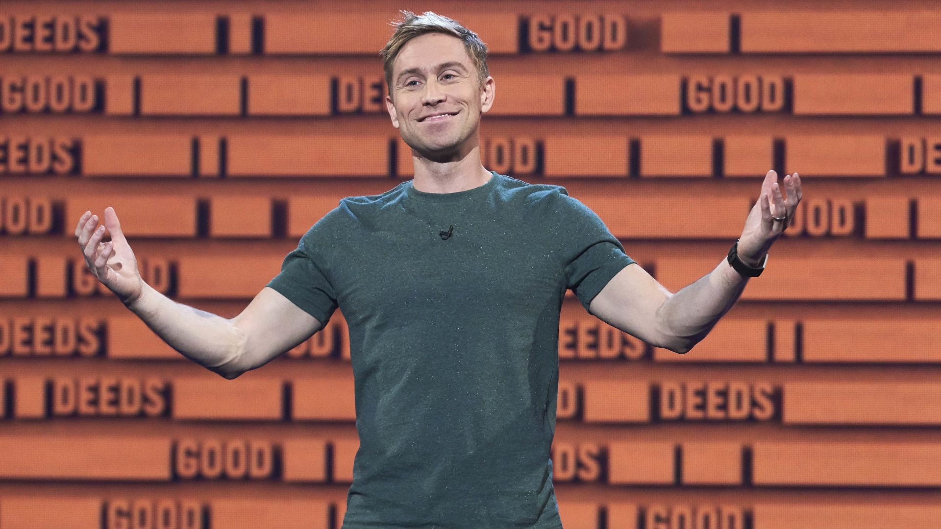 Russell Howard Hour, The   3