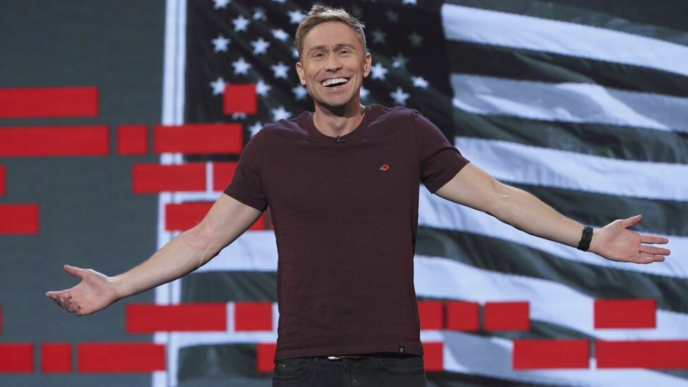 EPISODE 1 - Russell Howard Hour, The   1