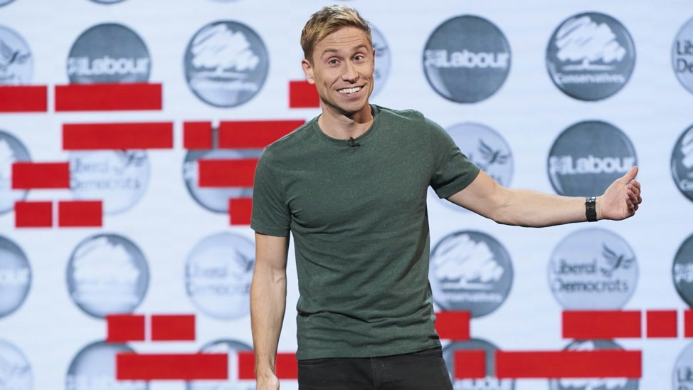 EPISODE 2 - Russell Howard Hour, The   2